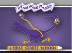first-street school logo