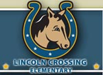 lincoln-crossing school logo